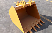 Used Backhoe Buckets