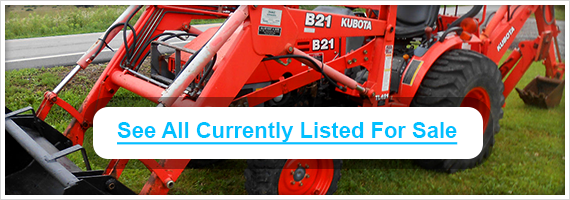 Used Kubota Backhoes - BackhoeSpot