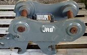 Used Backhoe Quick Couplers